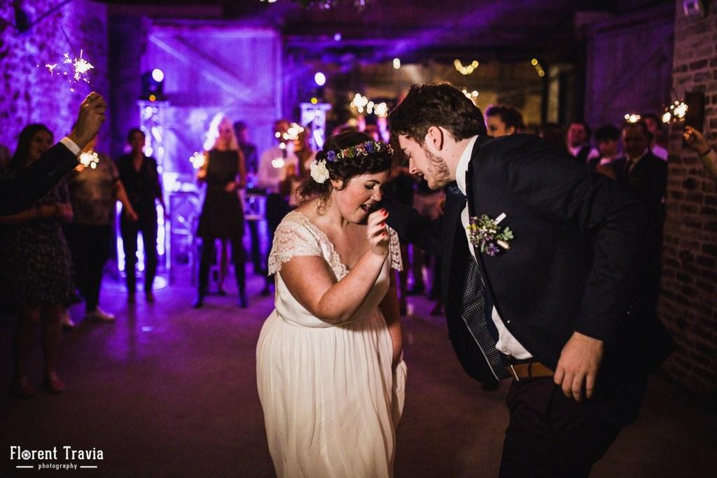 Déroulé de notre début de soirée de mariage // Photo : Florent Travia