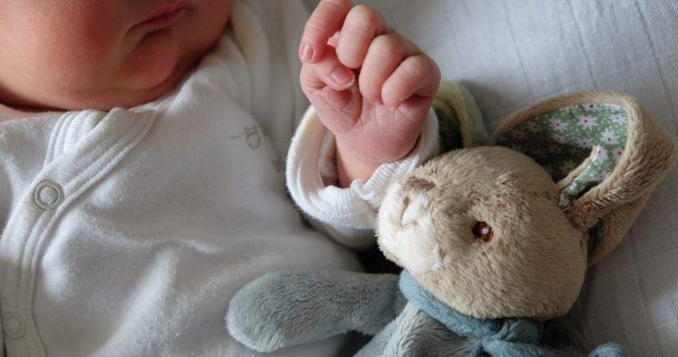 Carnet rose : un bébé pour Gwénaëlle !