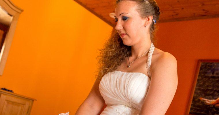 Mon mariage champêtre saupoudré de touches geek : le gros couac familial