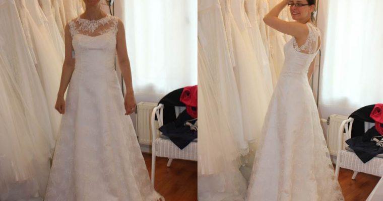 L'épisode où je cherche la robe – Partie 2