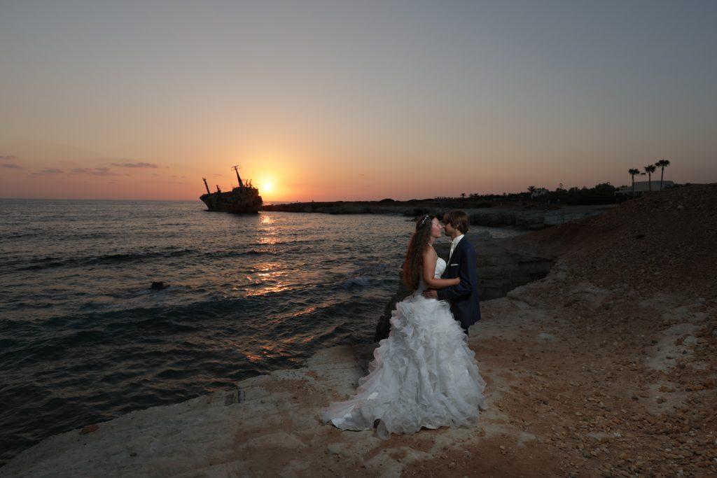 Notre voyage de noces à Chypre // Photo : HarNeo Photography Studio