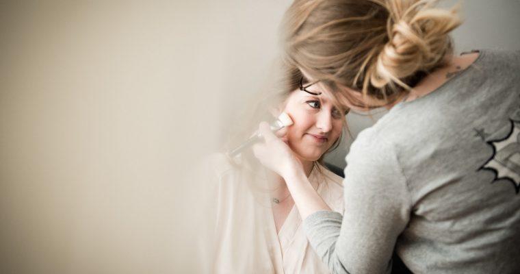 Mon mariage printanier-chic tout en émotions : quand la mariée entame sa transformation !