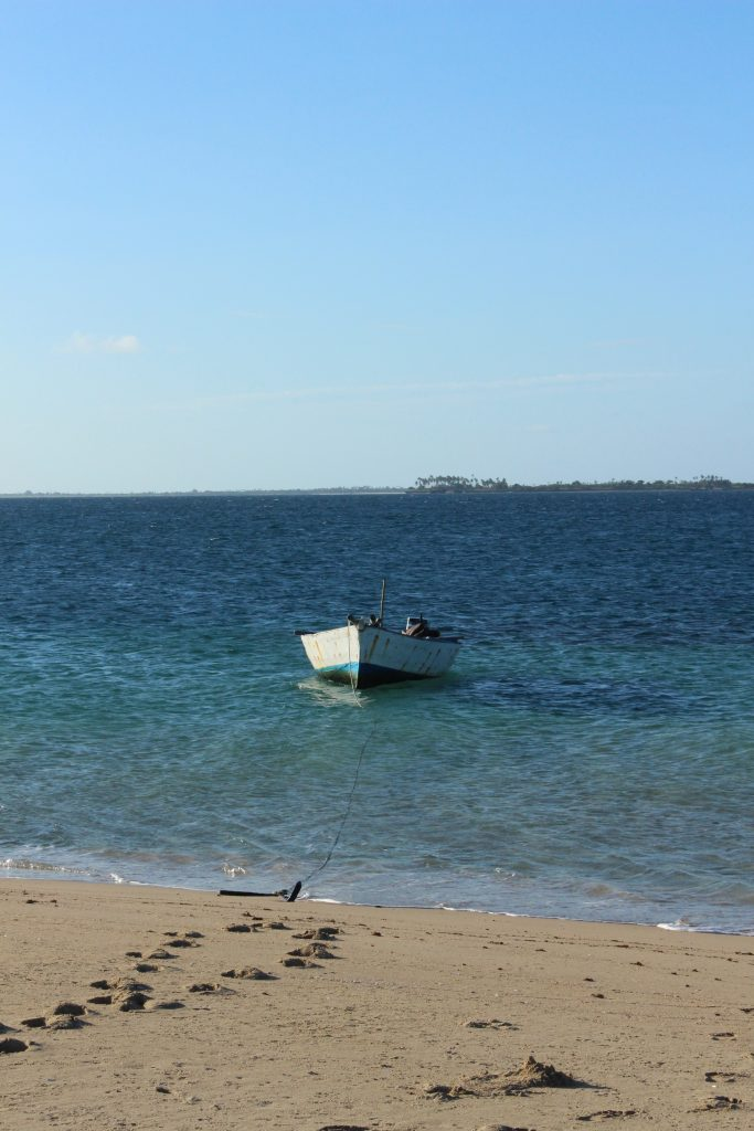 Notre voyage de noces au Mozambique