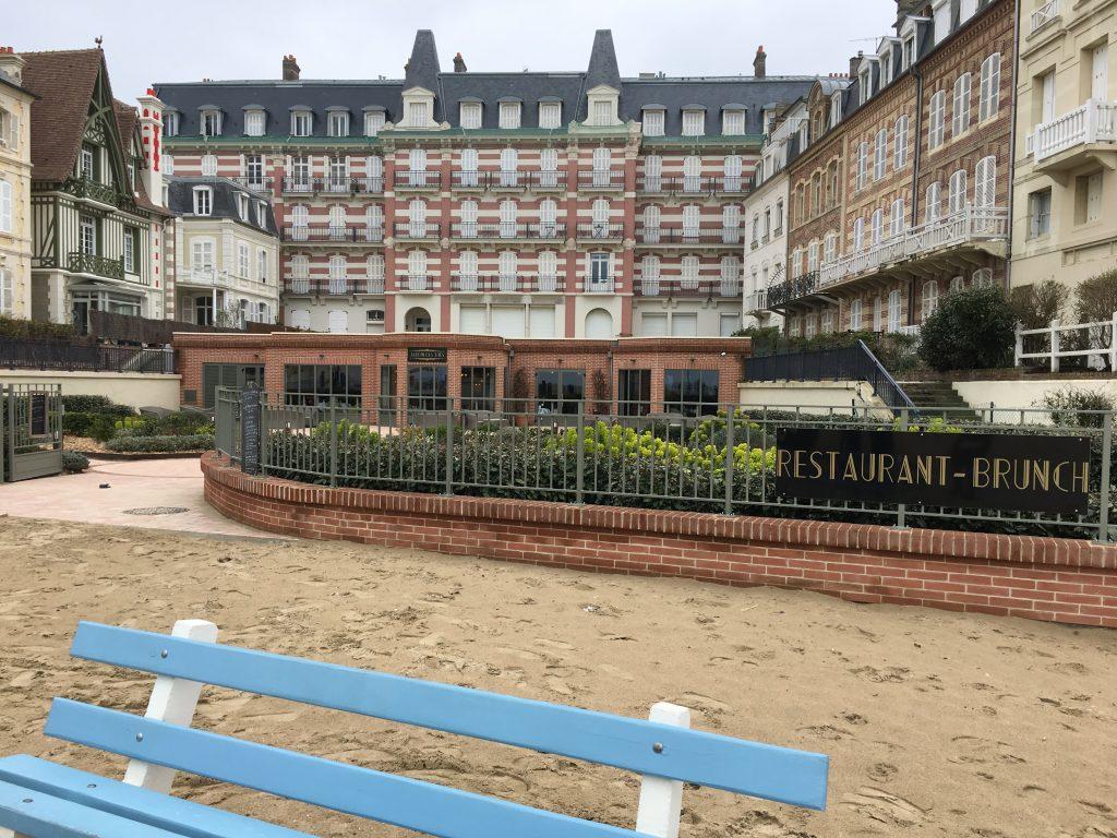 Déroulé de mon week-end d'EVJF à Deauville !