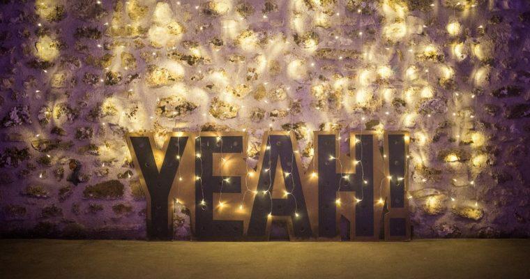 Mon mariage fun et fleuri d'été indien : jusqu'au bout de la nuit