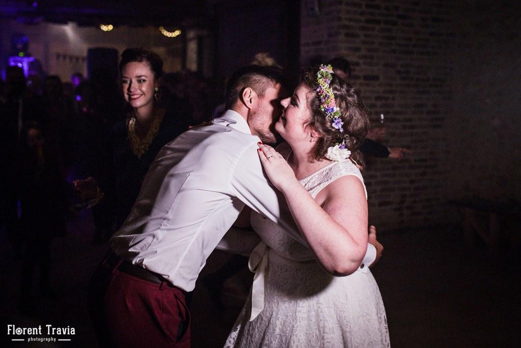 La soirée du mariage... jusqu'au bout de la nuiiiiit ! // Photo : Florent Travia
