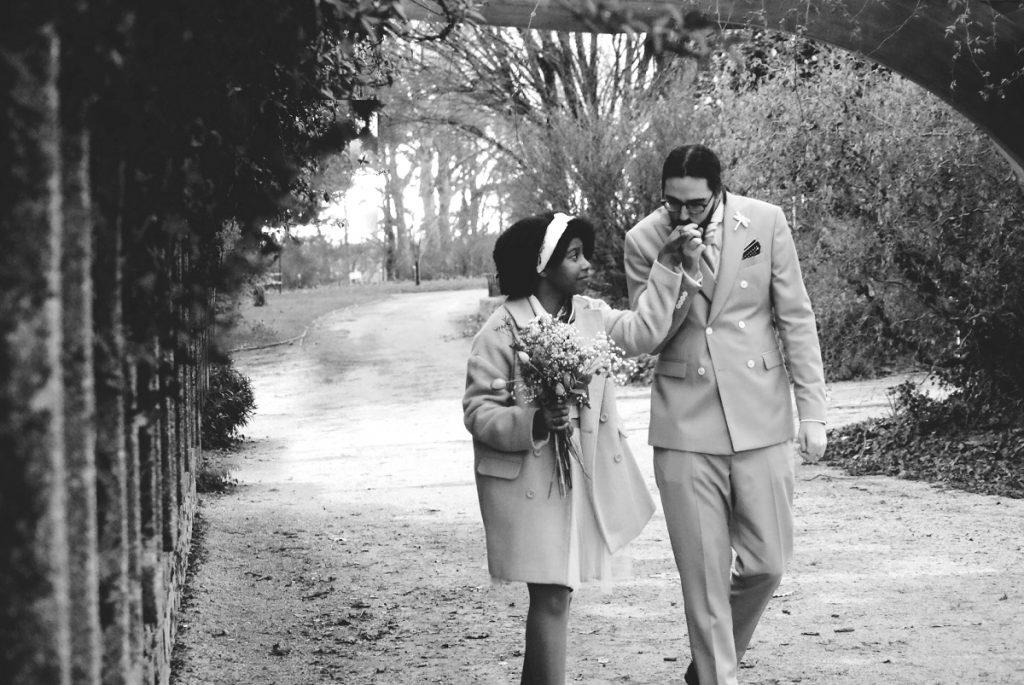 Le mariage atypique et à petit budget d'Emma // Photo : Marine Michels