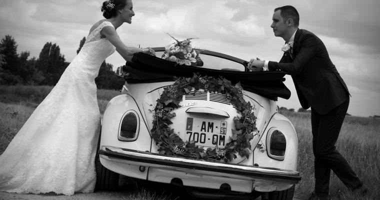 L'escapade gourmande et champêtre, à 99% fait maison, du mariage de Claire
