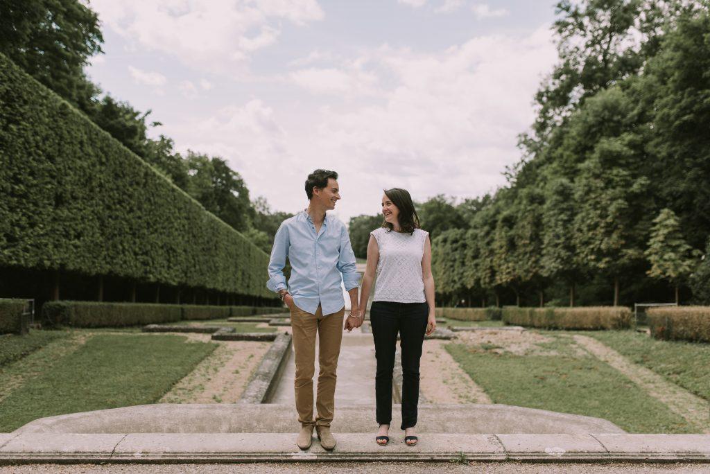 Notre séance engagement offerte // Photo : Sara Cuadrado