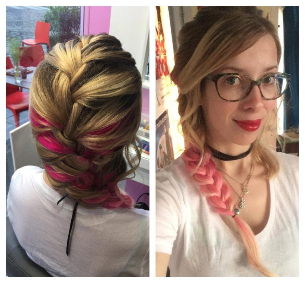 Mes essais coiffure et maquillage de mariage
