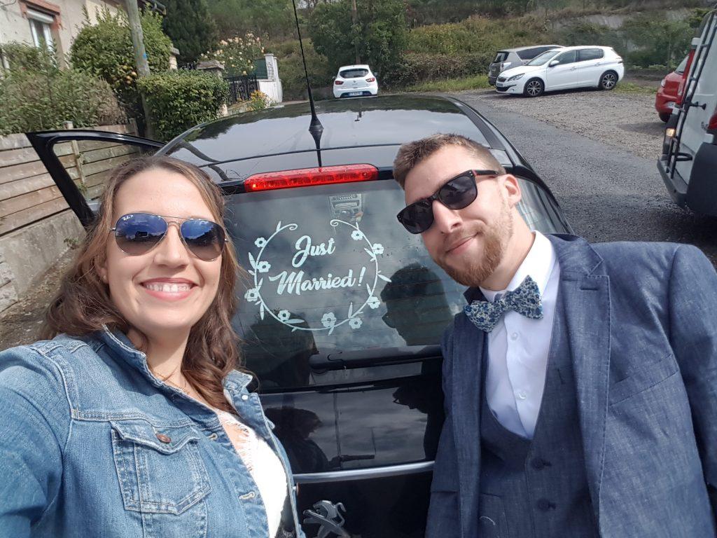 Nos tenues et déco pour un mariage cool