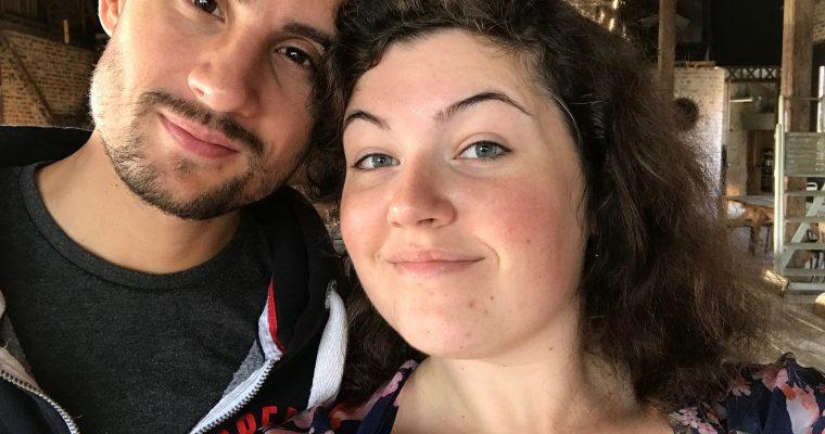 Mon mariage fun et fleuri d'été indien : le retour de noces