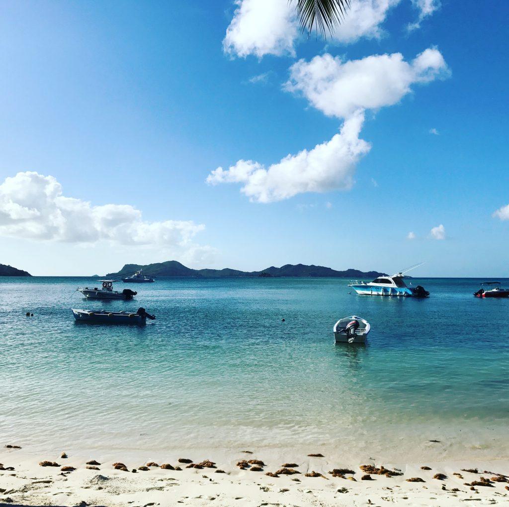 Notre voyage de noces aux Seychelles