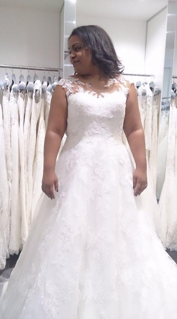 Mes essayages de robes pour voir