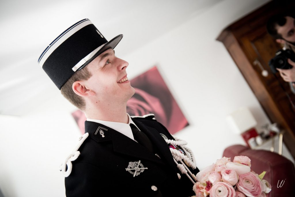 Découverte des mariés // Photo : Lucie Nicolas