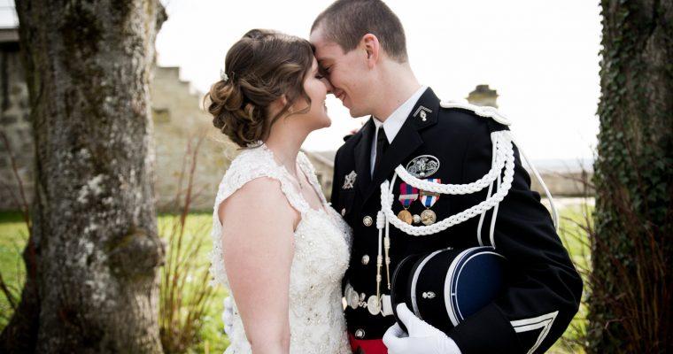 Mon mariage printanier-chic tout en émotions : nos photos de couple