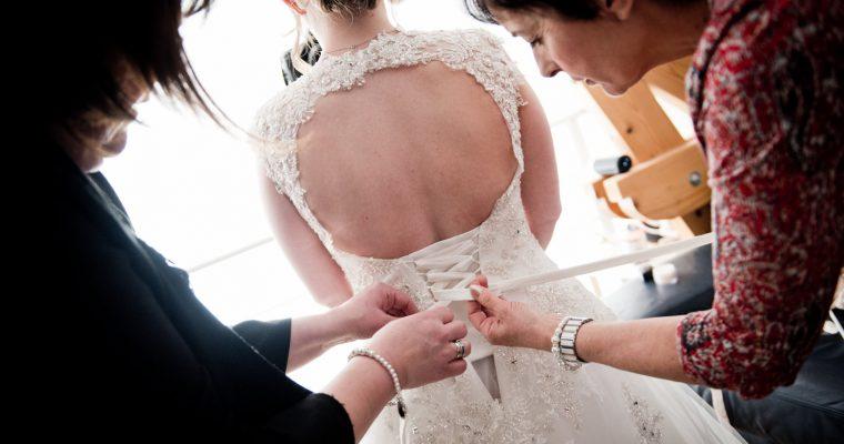 Mon mariage printanier-chic tout en émotions : quand la mariée devient princesse