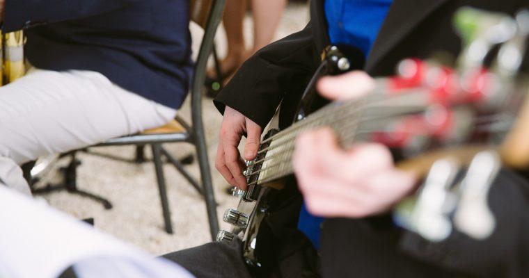 Mon mariage entre traditions et harmonie: le vin d'honneur tout en musique
