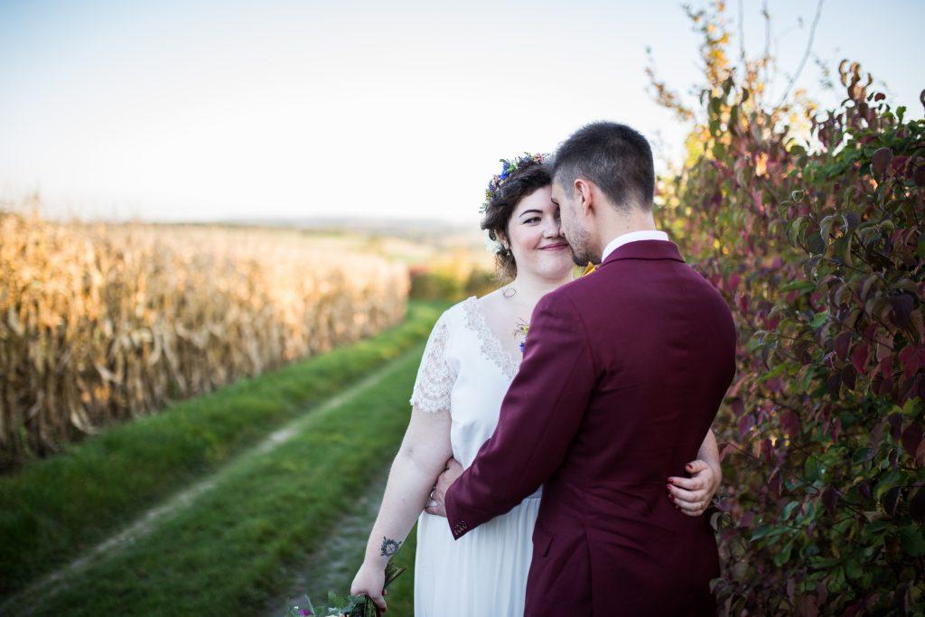 Le teaser vidéo de notre mariage ou pourquoi nous avons choisi un vidéaste // Photo : Florent Travia