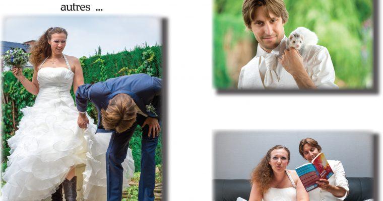 Mon mariage champêtre saupoudré de touches geek : nos remerciements et notre au revoir