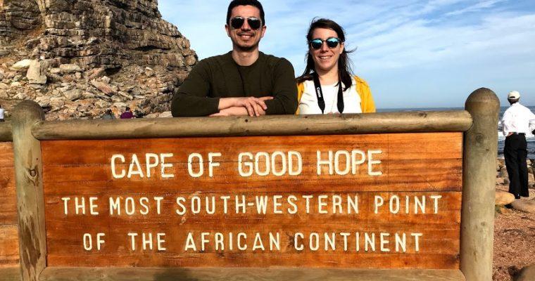 Notre voyage de noces– Partie 1 : Cape Town et l'Afrique du Sud