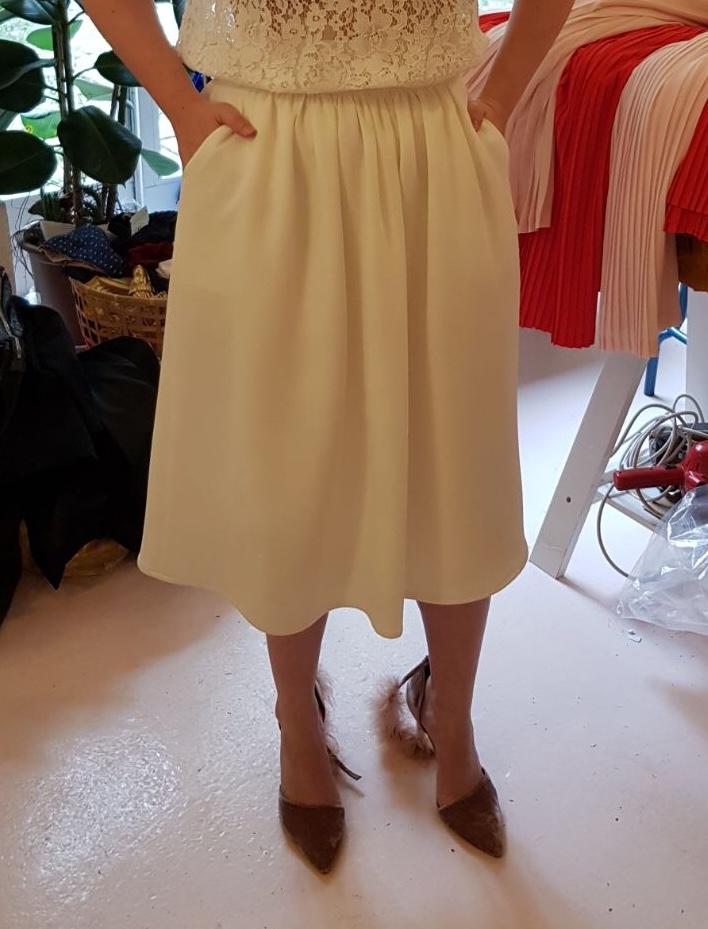 Ma recherche de robe de mariée colorée