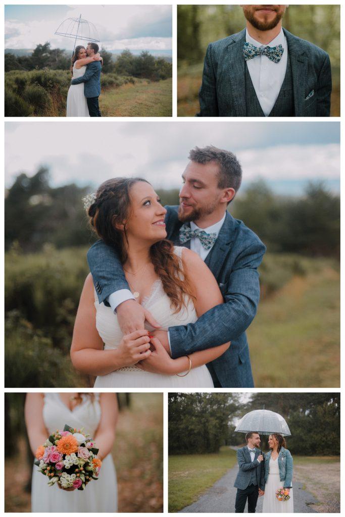 Nos remerciements DIY suite au mariage