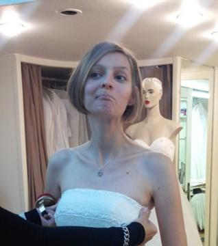 Mes essayages de robes pour en coudre une moi-même