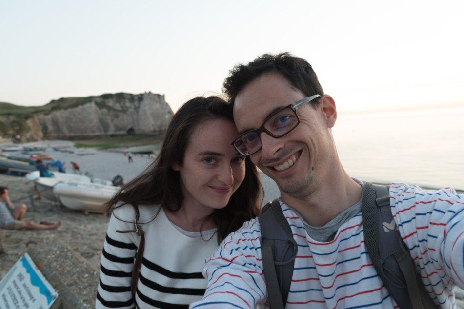Repas, retour et mini voyage de noces après notre mariage civil