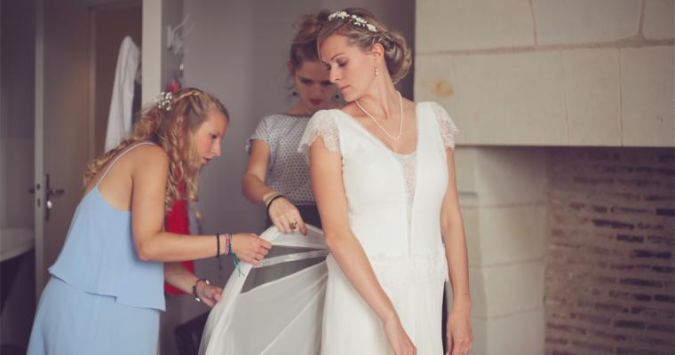 Mon (presque) mariage de princesse, tout en légèreté et convivialité : les futurs mariés se préparent
