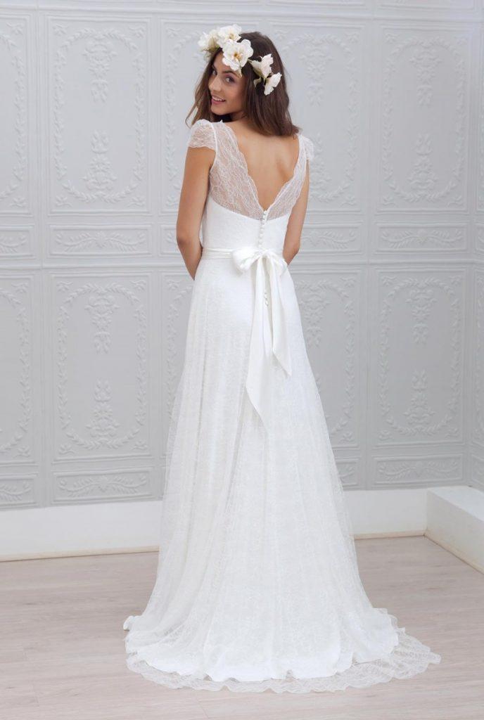 Trouver une robe de mariée petit budget