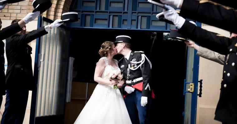Mon mariage printanier-chic tout en émotions : notre cérémonie civile drôle et joyeuse