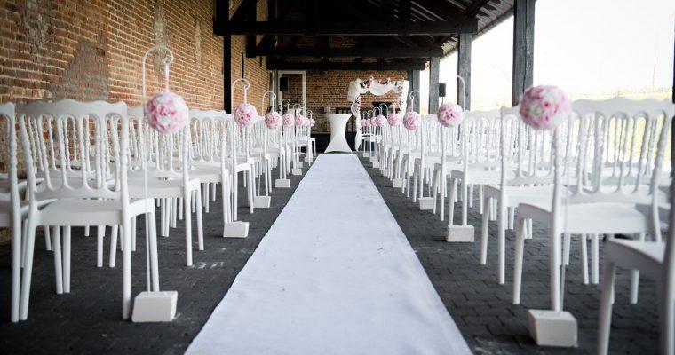 Mon mariage printanier-chic tout en émotions : notre cérémonie d'engagement – Partie 1