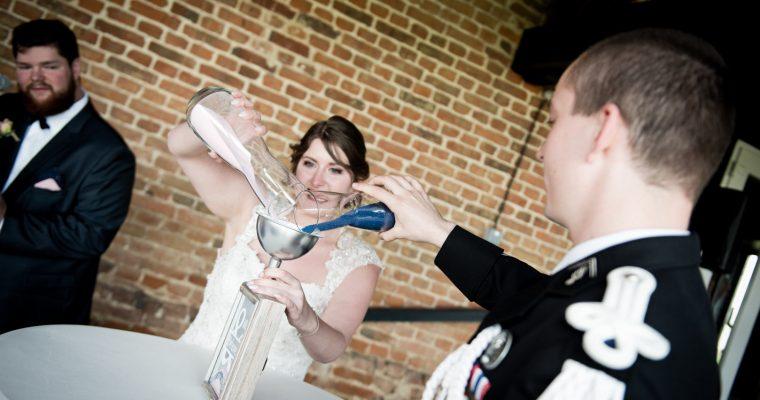 Mon mariage printanier-chic tout en émotions : notre cérémonie d'engagement – Partie 2