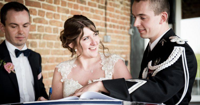 Mon mariage printanier-chic tout en émotions : notre cérémonie d'engagement – Partie 3