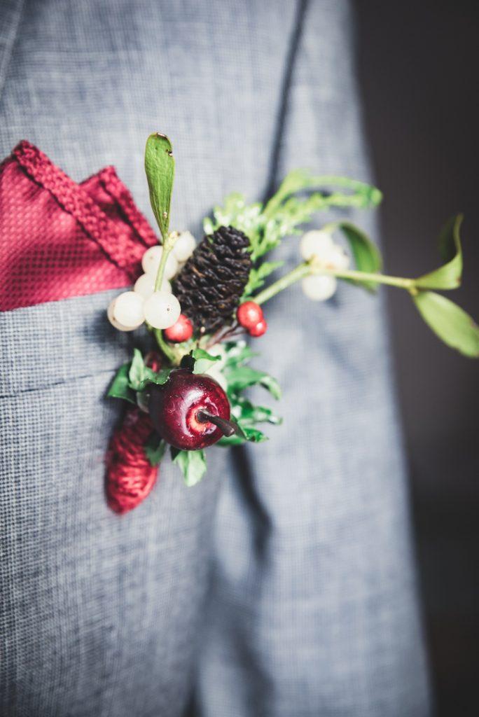 Les préparatifs du mariée // Photo : Pauline Kupper