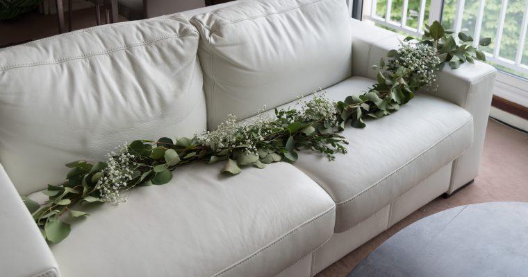 Mon mariage civil estival en Île-de-France, J-1 : fleurs, stress et déceptions