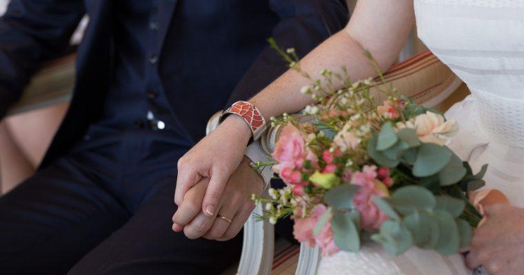 Mon mariage civil estival en Ile-de-france : une cérémonie toute en simplicité