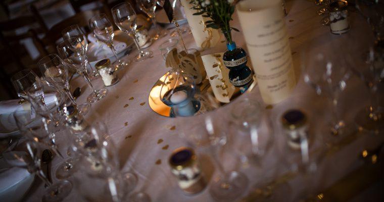 Mon mariage entre traditions et harmonie: la décoration de la salle
