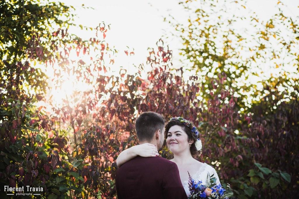 Remerciements et bilan de notre mariage // Photo : Florent Travia