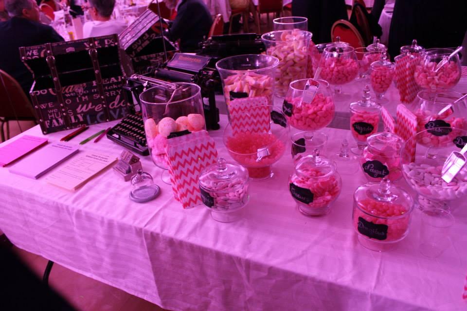 Comment créer un candy-bar harmonieux pour le mariage ?