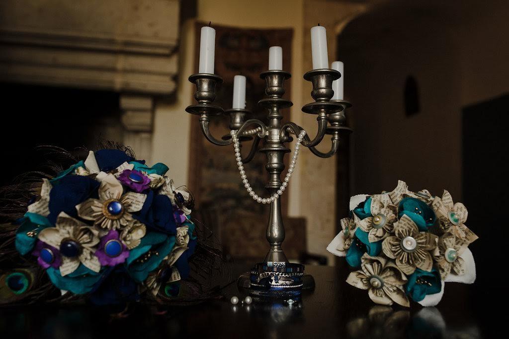 Mon mariage Cluedo ambiance baroque // Photo : Matthias Callènes