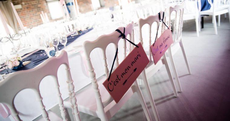 Mon mariage printanier-chic tout en émotions : zoom sur la décoration de salle