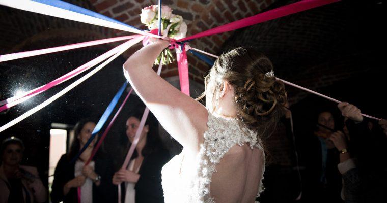 Mon mariage printanier-chic tout en émotions : la fin du vin d'honneur, que la fête commence !