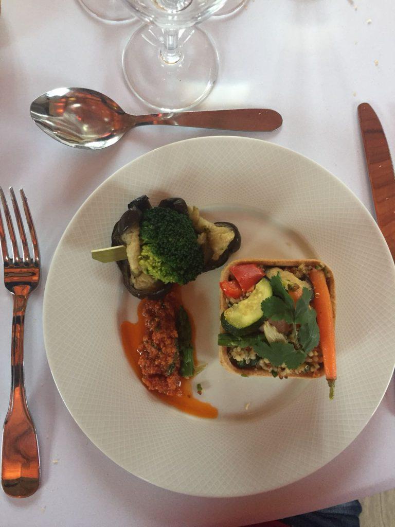 Comment nous avons choisi notre repas de mariage