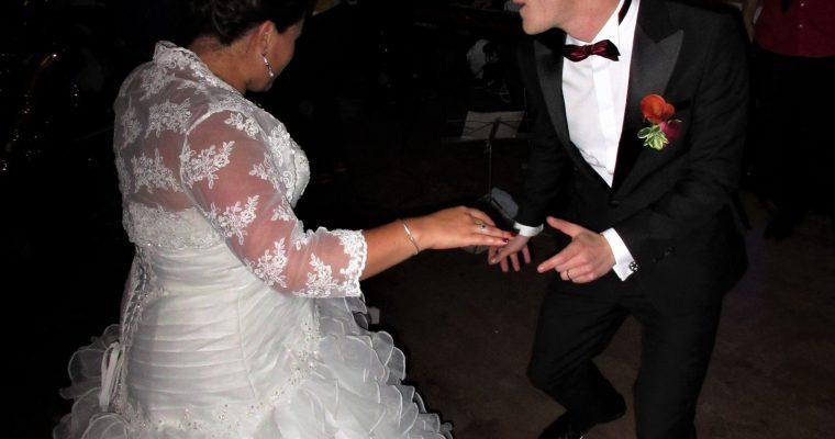 Mon mariage entre rêve et réalité : notre soirée funky