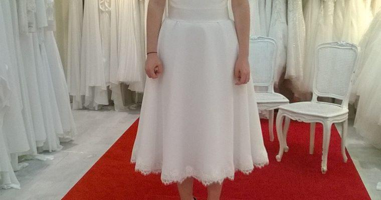 Trouver la robe – Partie 2 : fiancée depuis trois semaines… et déjà en cabine d'essayage