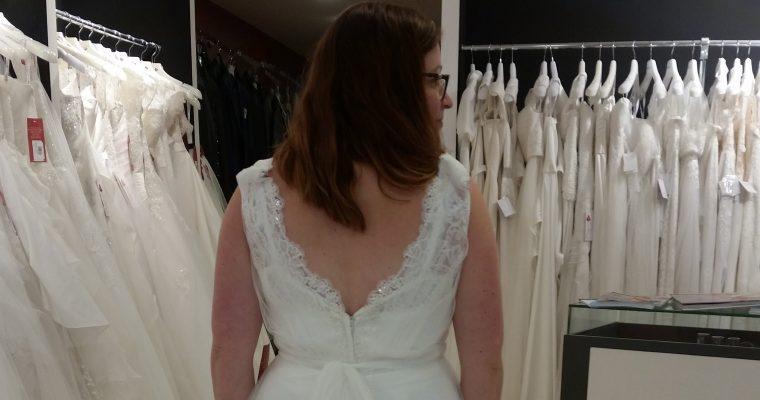 À la recherche de la robe de ma vie – Partie 3