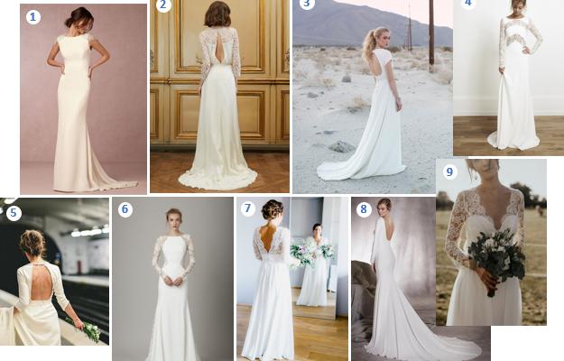 Trouver la robe – Partie 1 : celle que je souhaitais incarner
