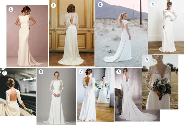 Ma recherche de robe minimaliste